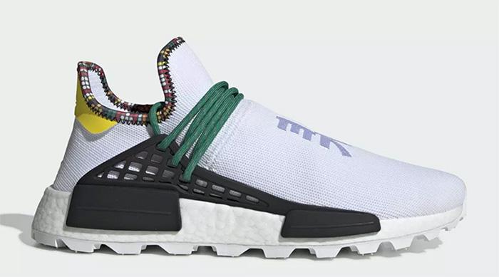 Pharrell X Adidas NMD Hu Sneaker Thailand