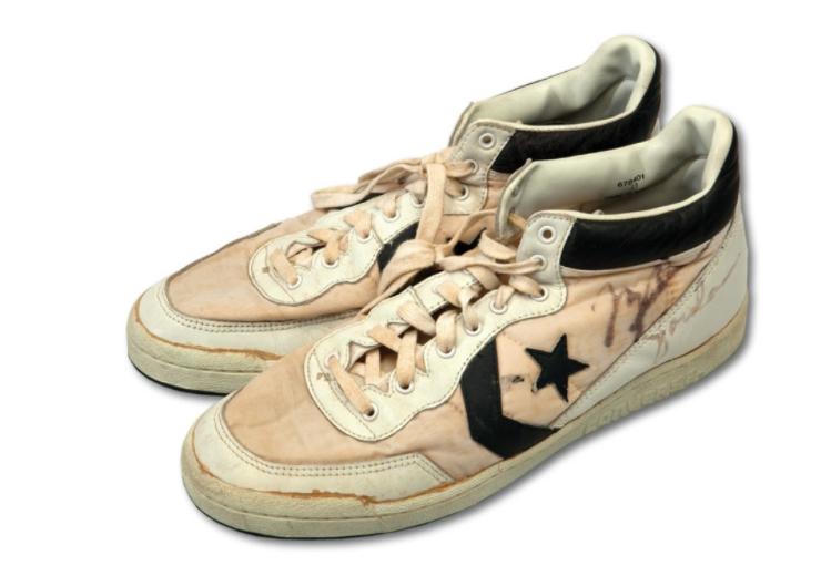 Converse Fastbreak รองเท้าที่มีมูลค่ามากถึง $190,373 USD