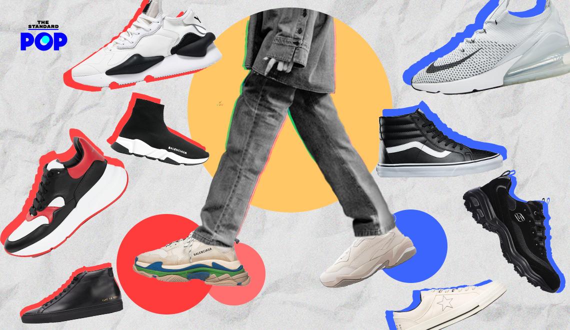 Sneaker คือ รองเท้าผ้าใบสนีกเกอร์