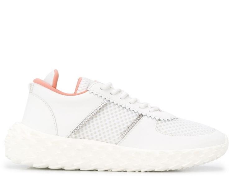 รองเท้า Giuseppe Zanotti Urchin Leather Sneakers
