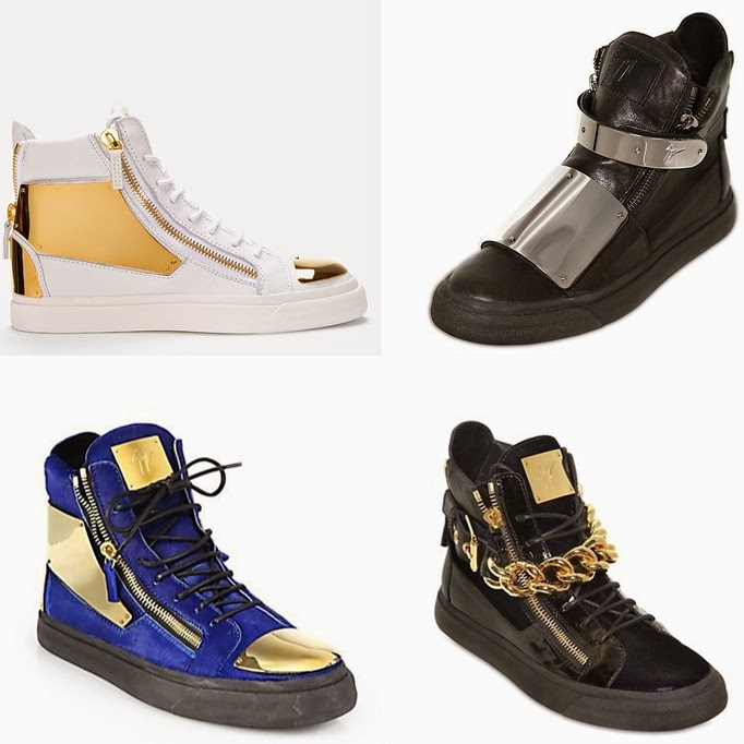 Giuseppe Zanotti รองเท้าแฟชั่น ยี่ห้อโด่งดัง