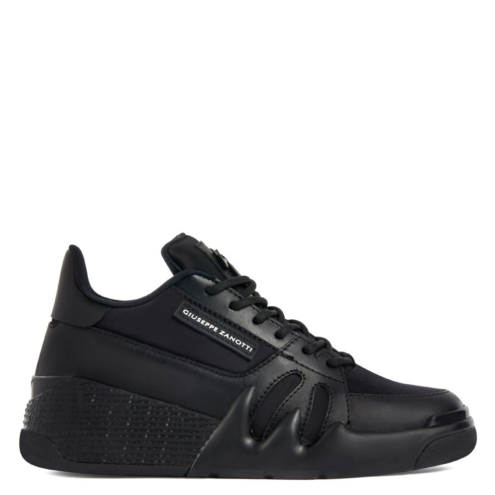 รองเท้า Giuseppe Zanotti Talon Black Sneakers